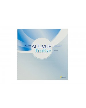 1 DAY ACUVUE TRUEYE 90 PACK