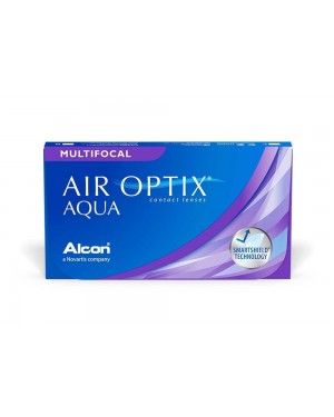 AIR OPTIX AQUA MULTIFOCAL (FOR PRESBYOPIA)