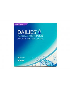 DAILIES AQUACOMFORT PLUS MULTIFOCAL 90 PACK (FOR PRESBYOPIA)