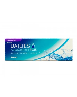 DAILIES AQUACOMFORT PLUS MULTIFOCAL 30 PACK (FOR PRESBYOPIA)